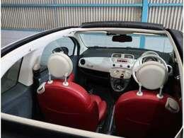 ●電動キャンバストップ♪フルオープンはかなりの開放感!!ドライブが楽しくなります!