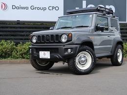 スズキ ジムニーシエラ 1.5 JC 4WD 5MT クルーズコントロール 2DINナビ