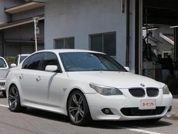 BMW 5シリーズ 525i Mスポーツパッケージ ナビ バックカメラ 前後ドラレコ HID