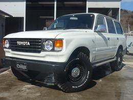 トヨタ ランドクルーザー80 4.2 GX ディーゼル 4WD 観音開き