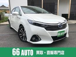 トヨタ SAI 2.4 S 後期型/ナビ/TV/Bカメラ/LED/車検2年含/