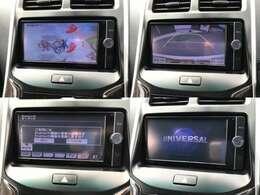 純正SDナビ/フルセグTV(走行中OK)/DVD再生/Bluetooth/バックモニター付き!