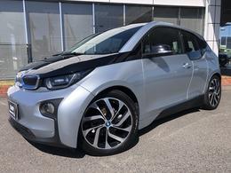 BMW i3 レンジエクステンダー 装備車 19AWレンジエクステンダー装備禁煙ワンオナ