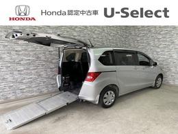 ホンダ フリード X車椅子仕様車 外品ナビ 福祉車両 福祉車両 車椅子仕様車