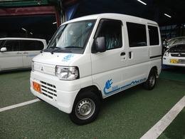 三菱 ミニキャブミーブ CD 16.0kWh 4シーター ハイルーフ 軽・電気自動車