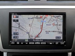 【HDDナビ】高性能なナビ機能の他、フルセグTV、Bluetooth接続、CD録音、DVD再生も可能にできます。ドライブ中の楽しみも増え、便利でお得な装備でございます