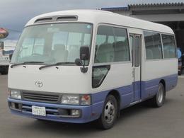 トヨタ コースター マイクロバス26人乗り自動ドア 26人乗り オートドア
