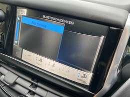 Bluetooth機能が搭載されていますので、携帯と接続してお気に入りの音楽を聴くことが出来ます♪ドライブも一層楽しくなりますね♪