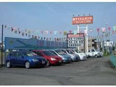 ★ 外展示場 各メーカーの中古車を取り扱っております!