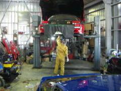 納車整備とアフターメンテナンスに自信が有ります!!
