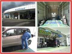 専任の国家資格所有の整備士がオイル交換から車検・整備まで長年の経験を元にフォロー・アドバイスさせて頂いております!