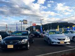 新車時高額な高級VIPカーもラインナップ!ルームクリーニングが実施されたお車はどれもピカピカです!
