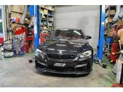 最新車両も入庫!!BMWテスター完備で素早く対応致します。