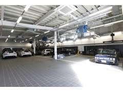 自社整備工場完備!お客様のお車を真心込めて整備致します。