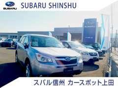 新車・U-car併売店舗です! 敷地も広く、様々なお車を