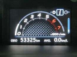 走行距離はおよそ54,000Kmです。