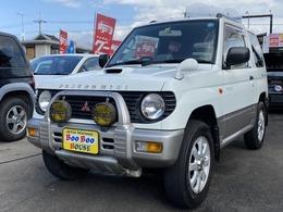 三菱 パジェロミニ 660 VR-II 4WD 保証付