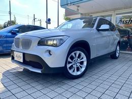 BMW X1 xドライブ 25i ハイラインパッケージ 1オーナー・iDriveナビ・黒レザー・HID