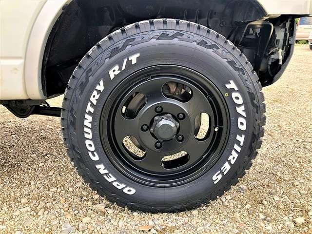 新品MLJエクストリームJ D:SLOT 新品TOYOオープンカントリータイヤ