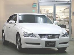 トヨタ マークX 2.5 250G Sパッケージ レザーシート ナビ