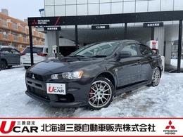 三菱 ランサーエボリューション 2.0 GSR X 4WD SST WORKアルミ  ワンオーナー
