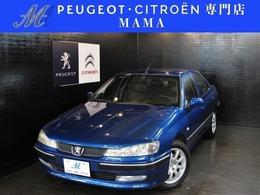 プジョー 406 スポーツ Peugeot&Citroenプロショップ左H 5MT