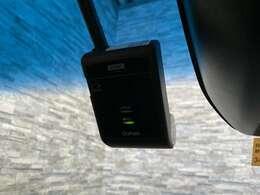 ドライブレコーダーが搭載されているのでもしもの時も安心ですね!