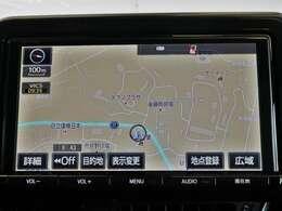 トヨタ純正 TコネクトナビでWIHI接続して最新ナビの地図データー無料更新(期間内のみ)やオペレーターへの接続等々もできますよ