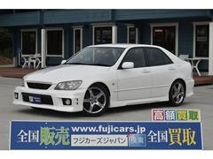 トヨタ アルテッツァ の中古車 2.0 RS200 リミテッド ナビパッケージ 兵庫県西宮市 139.0万円