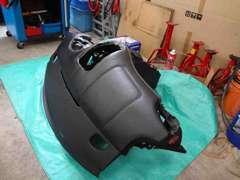 内装レザーのリメイク、張替え等、マニアックな施工にも対応!