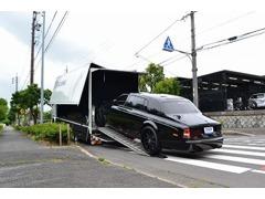 遠方納車なども、積載車でお客様の所まで陸送させて頂いてます。
