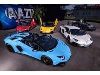 AZZURRE MOTORING EXOTICS null