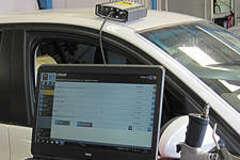 欧州車・アメリカ車用テスターも完備!対応も素早く、納得して頂けるサービスをご提供しております。