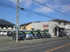県道45号線の丸子茅ヶ崎線沿いにあります。