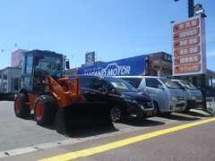 買取強化中!事故車・廃車でもOK。軽から大型車両までどんなクルマでも買取ります。旧新潟市内出張査定無料です!お気軽に☆