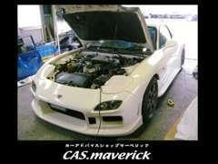 自社工場完備。カスタム・修理・製作を得意としております!車のことなら、ほんのささいなことでもお気軽にご相談ください!