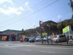 3月に新規OPEN!ガソリンスタンド併設OPEN!