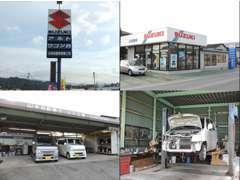 アフターサービスも安心!九州陸運局認証工場完備しております!!分解整備の安心車検・一般整備も承っております。