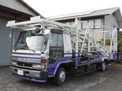 万一の場合も安心!積載車も完備!お客様第一とした営業を行っております。