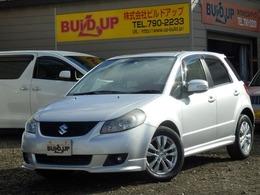 スズキ SX4 1.5G 4WD フォグランプ シートヒータ- 本州仕入