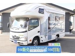 トヨタ カムロード ナッツRV クレア 5.0W ワンオーナー ソーラー FFヒーター 電子レンジ