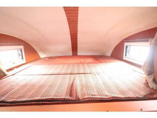 バンクベッドは190×180の大型サイズです!