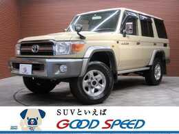 トヨタ ランドクルーザー70 4.0 4WD 4WD 1オナ デフロック ナビTV ETC