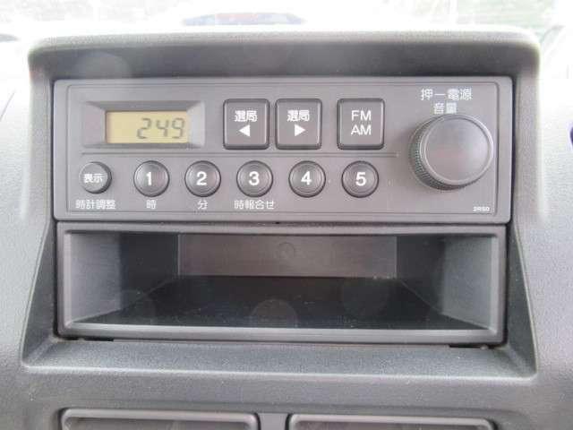 ラジオ(FM・AM)が聞けます!