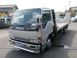 いすゞ エルフ 積載車