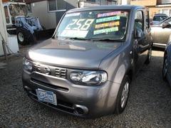 日産 キューブ の中古車 1.5 15X FOUR 4WD 北海道札幌市北区 25.8万円