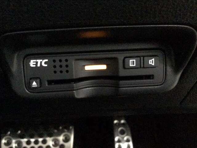 ETCも装着しておりますので高速道路もらくらくです。