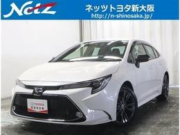 トヨタ カローラ 1.8 WxB 元試乗車 フルエアロ 純正アルミ ETC