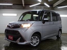 トヨタ タンク 1.0 X S 4WD レーダーブレーキ/パワースライド/本州仕入