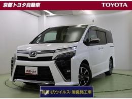 トヨタ ヴォクシー 2.0 ZS 煌II SDナビ・TSS・リヤオートエアコン